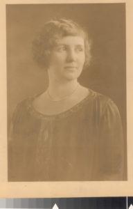Gertrude Scuder Bodien 1928-29