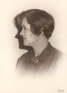 Miss Elizabeth Case 1929-1931