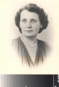 Mrs J Goodner Gill 1947-49
