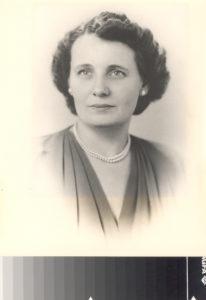 Mrs J Goodner Gill 1947-49