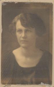 Mrs Joseph D. Scudder 1944-45