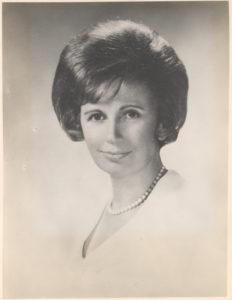 Mrs Walter H Swayze 1951-53